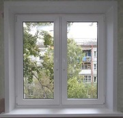 Окна ПВХ и алюминий. Выезд на замер