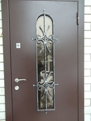 Входные двери тепло-звуко изоляция от производителя с установкой.